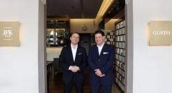 Doppelspitze: Neues Führungsduo für die Villa Kennedy