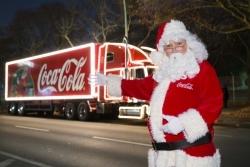 Weihnachtsfieber: Coca-Cola Trucks auf Jubiläumstour