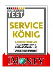 Kundenzufriedenheit: Domino's Pizza ist Service König