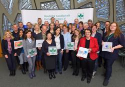 DGE: Neue Auszeichnung für nachhaltige Verpflegung
