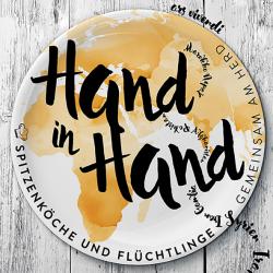 Buchprojekt: Spitzenköche kochen gemeinsam mit Flüchtlingen