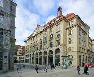 Neues Steigenberger Grandhotel in Leipzig