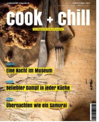 "Lesestoff: Magazin ""Cook + Chill"" geht an den Start"