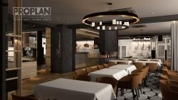 Umbau: Restaurant Leonardo im Holiday Inn München-Unterhaching wird renoviert