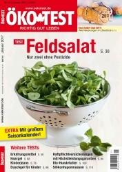 Feldsalat bei Öko-Test: Nur zwei Produkte ohne Pestizide