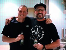 Transatlantisch: Craftwerk Brewing kollaboriert mit Hopeworks Urban Brewery