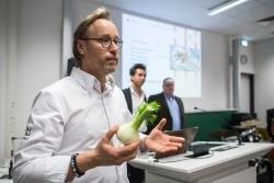 Einzigartiges Projekt: food lab der FH Münster offiziell eröffnet
