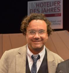 Top-Unternehmer: Christoph Hoffmann ist Hotelier des Jahres