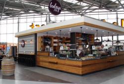 """Flughafen Köln/Bonn: """"bodega"""" verbreitet erfolgreich mediterranes Flair"""