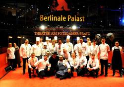 Kochen für die Stars: Die Jeunes Restaurateurs tischten auf der Berlinale auf