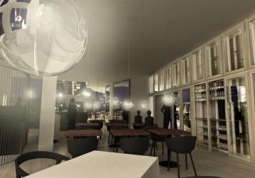 Der Countdown fürs Neue Schirn Restaurant in Frankfurt läuft.