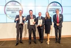 Ausgezeichnet: Marché Restaurants zum dritten Mal mit Servicepreis