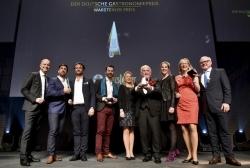 Deutscher Gastronomiepreis 2017: Die Gewinner stehen fest