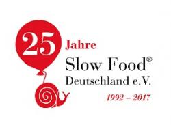 25 Jahre Slow Food Deutschland: Events und Aktionen