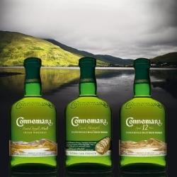 Connemara Whiskey zeigt mehr von sich