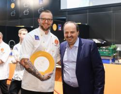Nachwuchswettberwerb: Maximilian Schulz ist Next Chef 2017