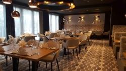 Holiday Inn München-Unterhaching: Restaurant Leonardo wurde komplett renoviert