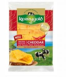 Kerrygold: Cheddar Käse mit Chili erweitert Range