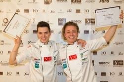 Koch des Jahres: Joël Ellenberger und Daniele Tortomasi ziehen ins Finale ein