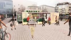 Pop-up-Store: Aldi Süd eröffnet Bistro in Köln