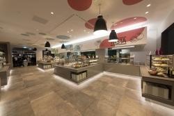 Messe Frankfurt: Restaurant Centro wurde neu eröffnet