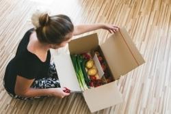 Lebensmittel per Klick: E-Food liegt im Trend