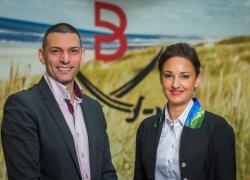 Team komplett: Sansibar by Breuninger in Stuttgart steht in den Startlöchern