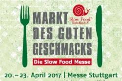 Genuss und Information: Slowfood Messe in Stuttgart lädt ein
