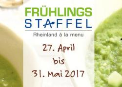 Zehnjähriges Jubiläum: Frühlingsstaffel verwöhnt erneut im Rheinland