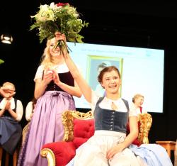 Royalität: Lena Hochstraßer aus Oberbayern ist Bayerische Bierkönigin