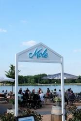 """Sommer-Location: """"Mole"""" am Winterhafen in Mainz eröffnet"""