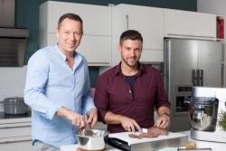 DB-Aktion: Kölner Blogger-Ehepaar kreiert Orangenhähnchen fürs ICE Bordrestaurant