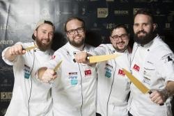 Koch des Jahres: Del Fabro  und Kettner gewinnen das letzte Vorfinale