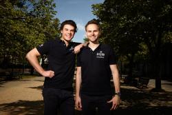 Erfolgreiche Wurstrevolutionäre: Grillido ist Deutschlands Startup des Jahres