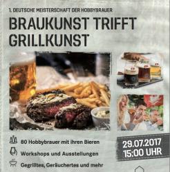 Premiere: 1. Deutsche Meisterschaft der Hobbybrauer im Störtebeker Brauquartier