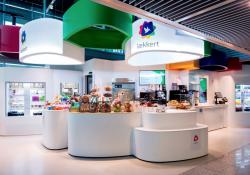 Systemgastronomie: Marché International verzeichnet Umsatzplus und setzt auf Expansion