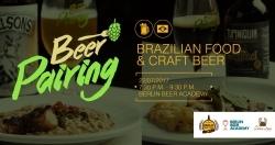 Brasilien mal anders: Die Berlin Beer Academy präsentiert Beer Pairing Event
