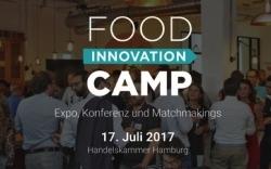 Zum ersten Mal: Food Innovation Camp 2017 lädt zum Networking ein