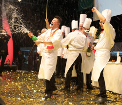 Neu: IKA/Olympiade der Köche wird in Stuttgart ausgetragen
