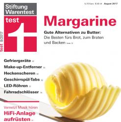 Gesünder als Butter?: Stiftung Warentest untersucht Margarine
