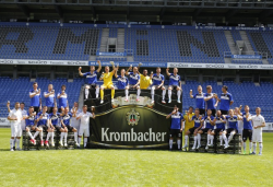 Partnerschaft: Krombacher bleibt Sponsor von Arminia Bielefeld