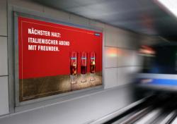 Neue Kampagne: Ramazzotti will noch näher am Konsumenten sein