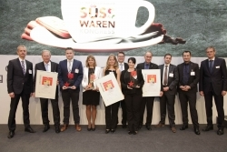 Süßer Stern 2017: Sweets Global Network prämiert die Süßwaren-Stars