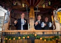 Apfelwein total: Frankfurter Apfelweinfestival lädt noch bis Sonntag ein