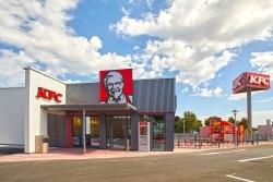 KFC: Erstes Restaurant in Hof und 153. Restaurant in Deutschland