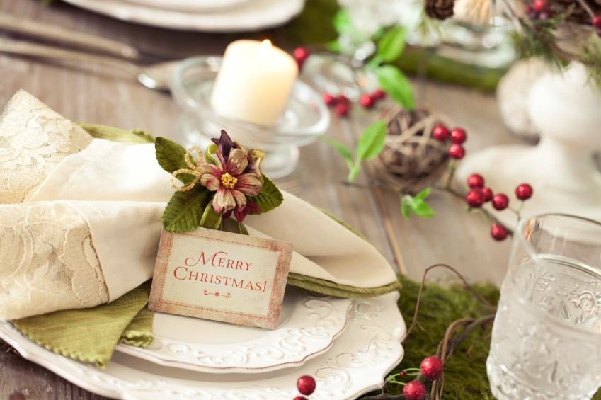 Weihnachtstafel Festlich Part - 20: Gastro.de