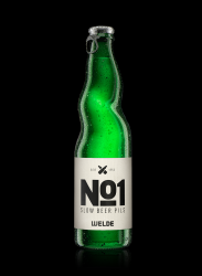 Neues Design: Welde No1 Premium Pils wird Welde No1 Slow Beer Pils