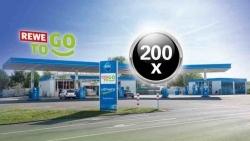 Umstellung: Aral eröffnet 200. Tankstelle mit Rewe to Go Shop