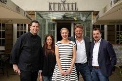 Better Desserts: Ruth Moschner kürt Dessertkönig 2017 auf der Anuga in Köln