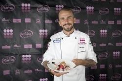 Dessertkünstler: Mike Kainz ist Patissier des Jahres